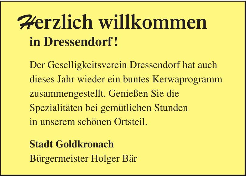 Stadt Goldkronach