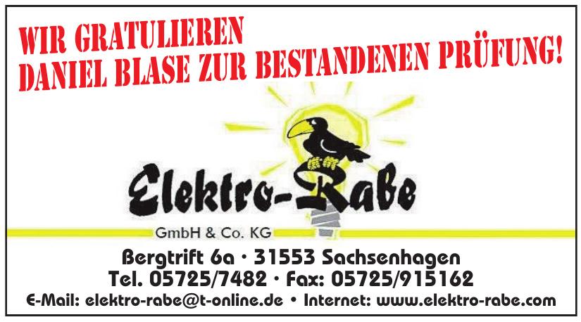 Elektro Rabe GmbH & Co. KG