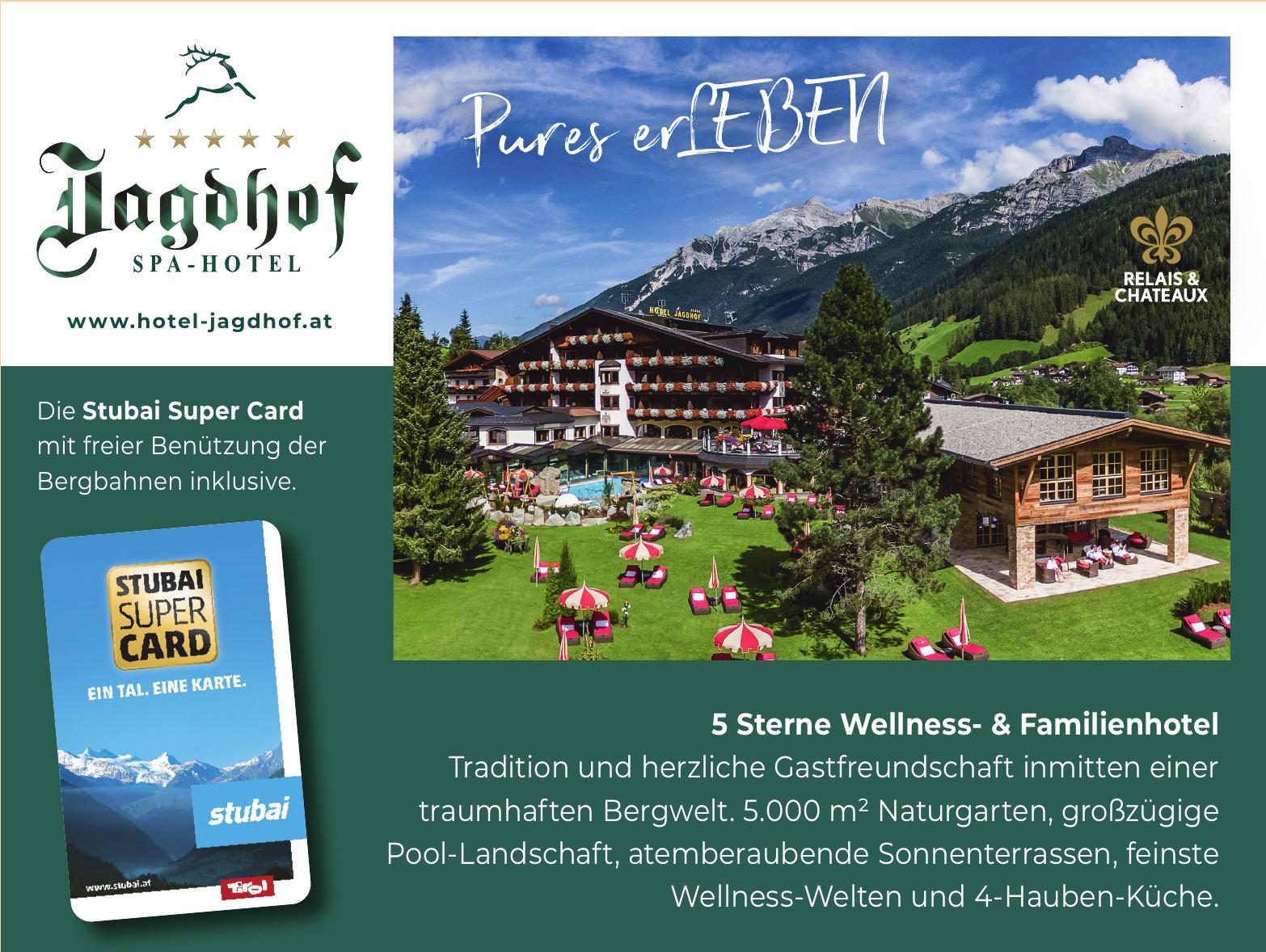 Jagdhof - Spa-Hotel