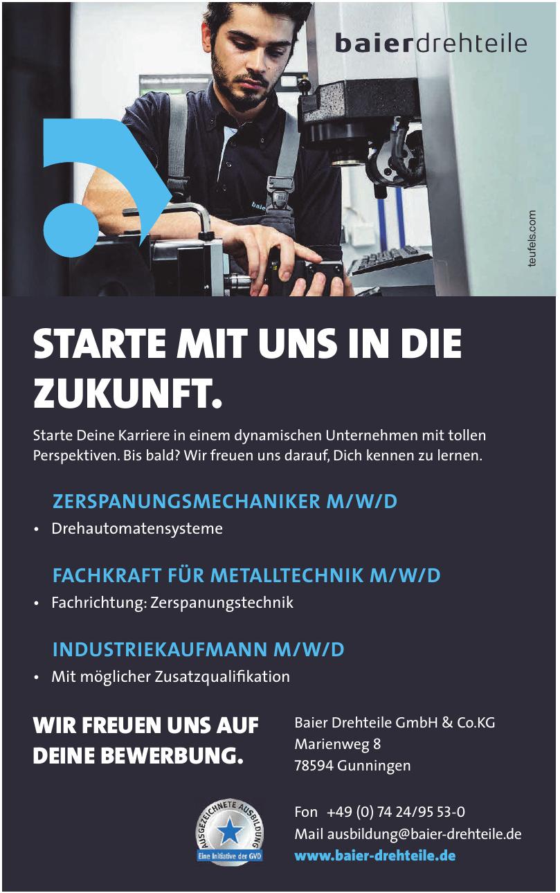 Baier Drehteile GmbH & Co.KG