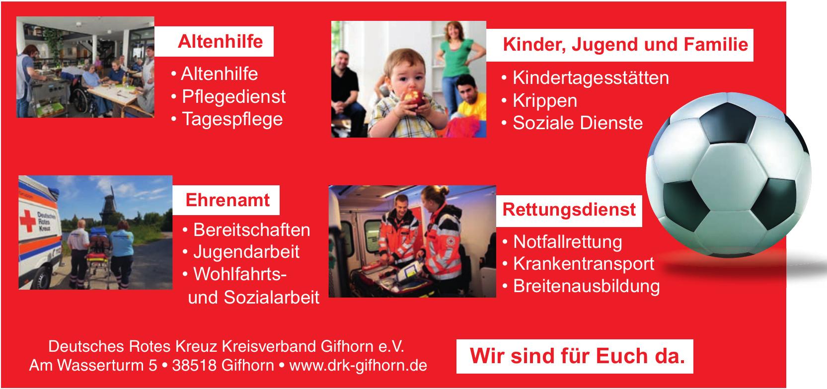 Deutsches Rotes Kreuz Kreisverband Gifhorn e.V.
