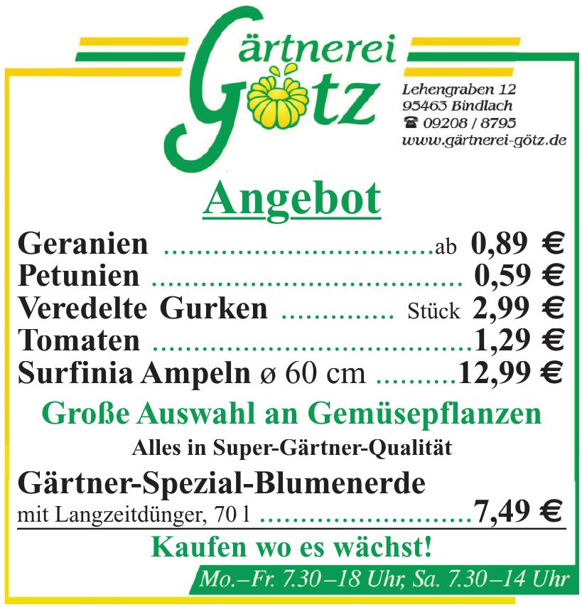 Gärtnerei Götz