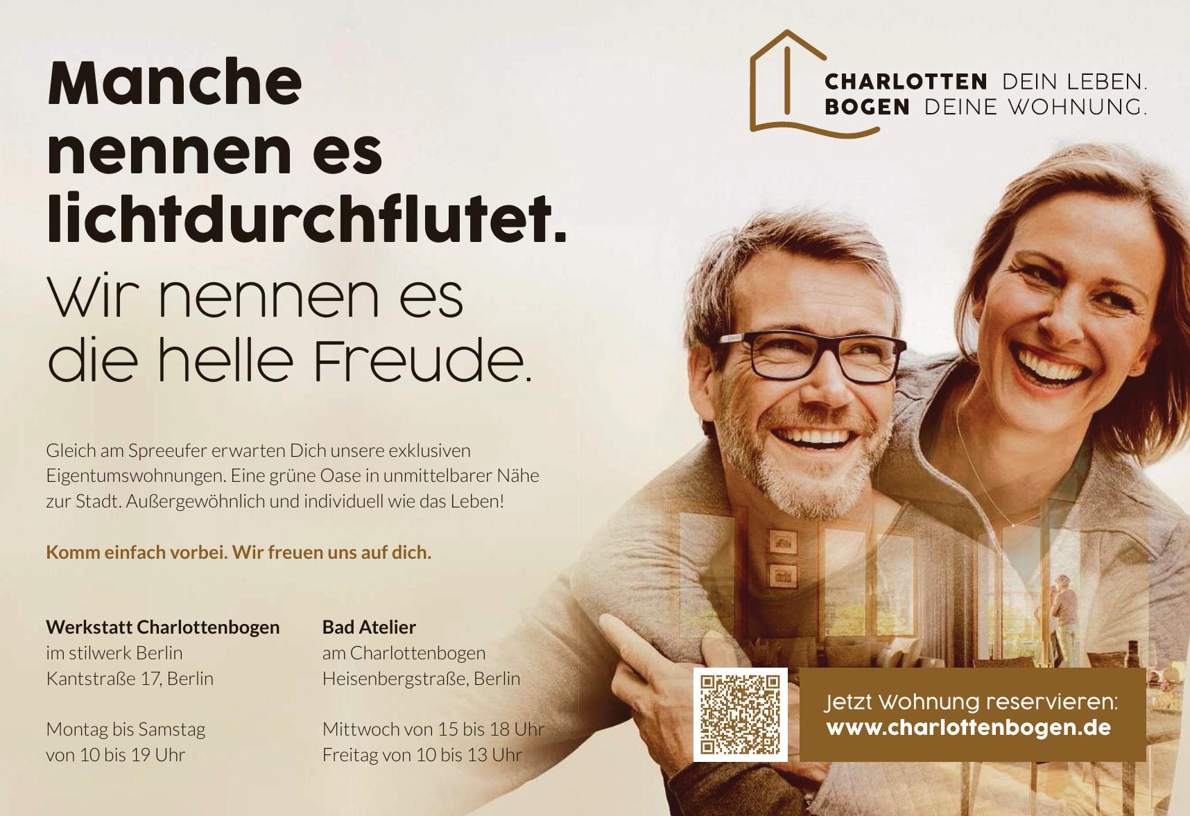 Werkstatt Charlottenbogen