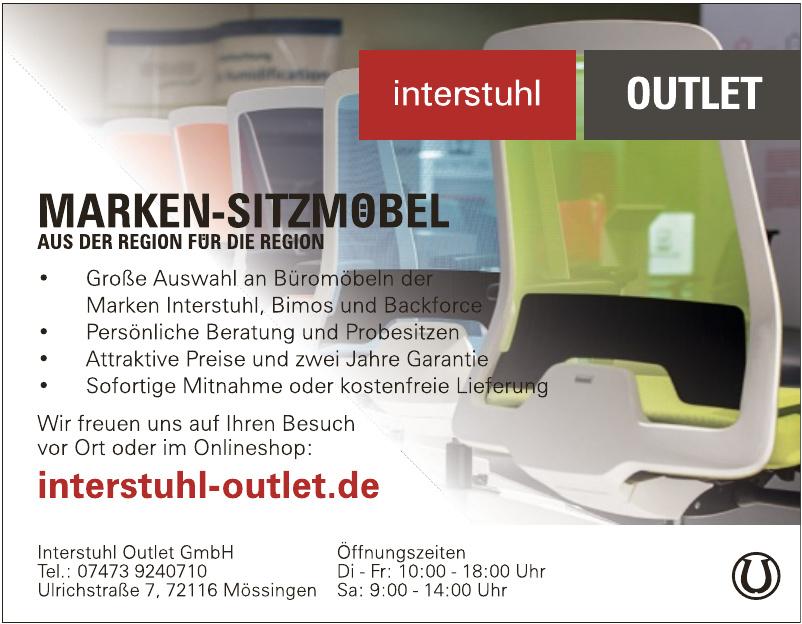 Interstuhl Outlet GmbH
