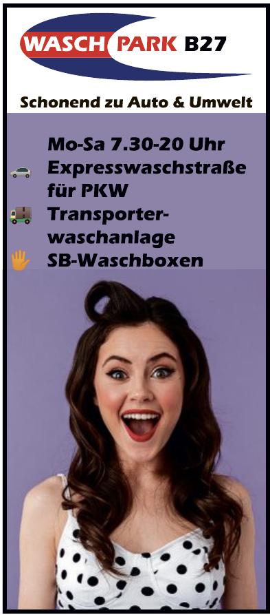 Wasch Park B27