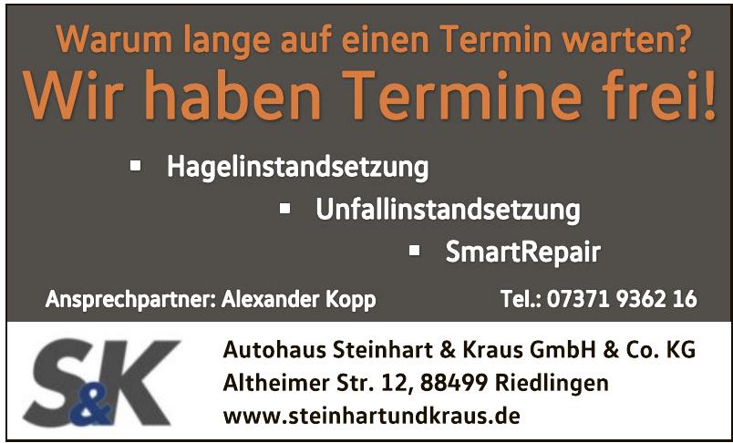 S&K Autohaus Steinhart & Kraus GmbH & Co. KG