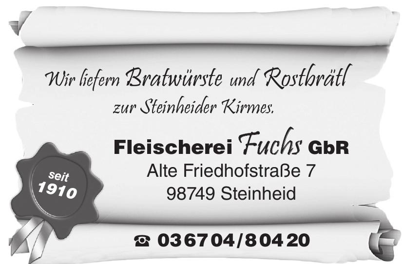 Fleischerei Fuchs GbR