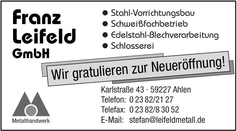 Franz Leifeld GmbH