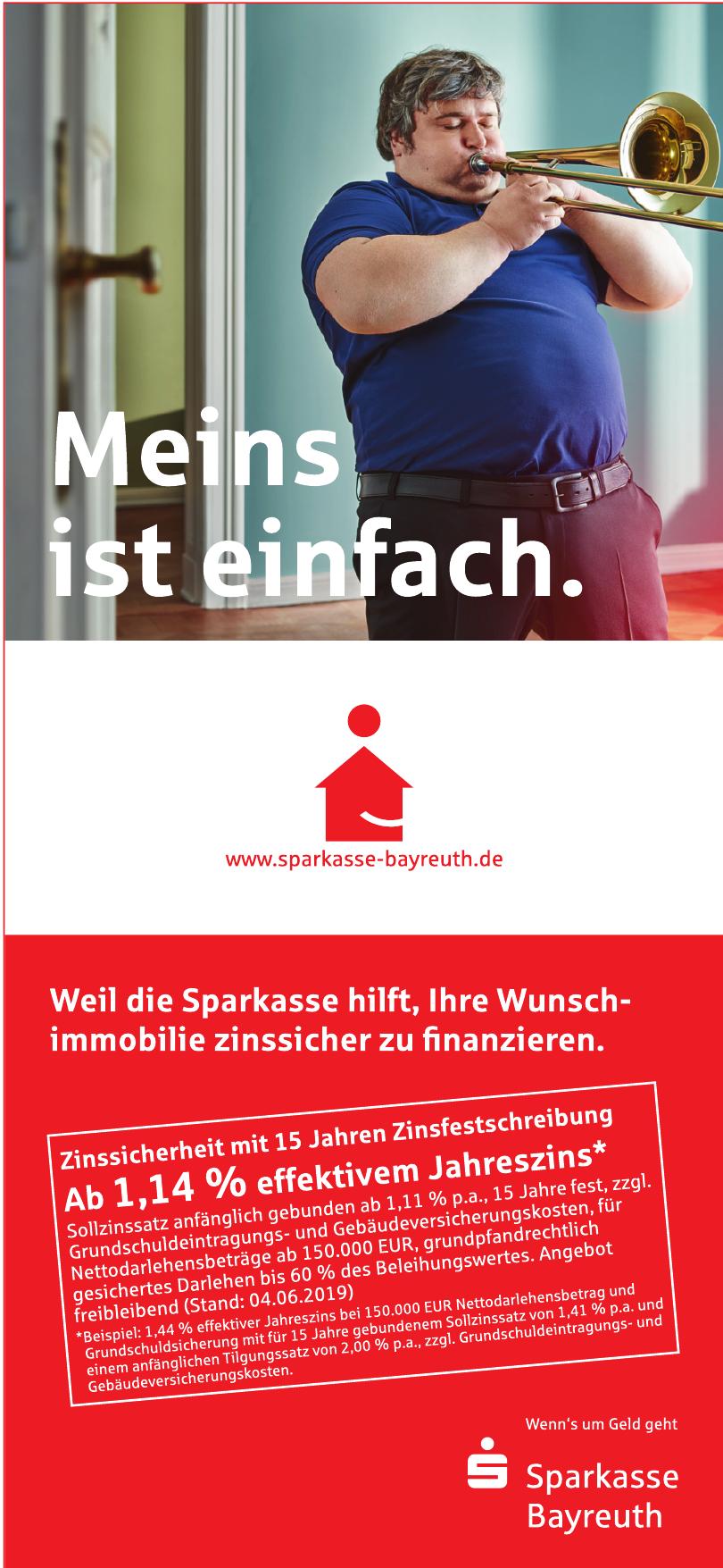 Sparkasse Bayreuth
