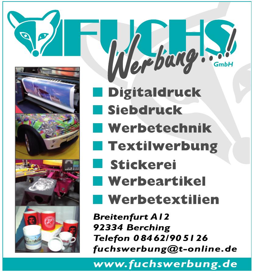 Fuchs Werbung GmbH