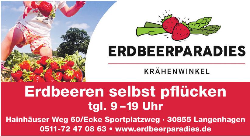 Erdbeerparadies