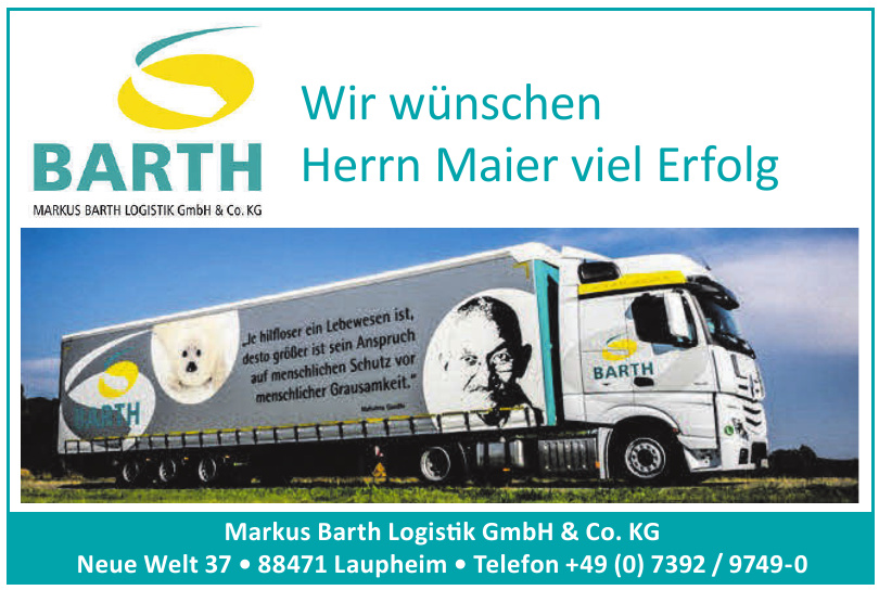 Markus Barth Logistik GmbH & Co. KG