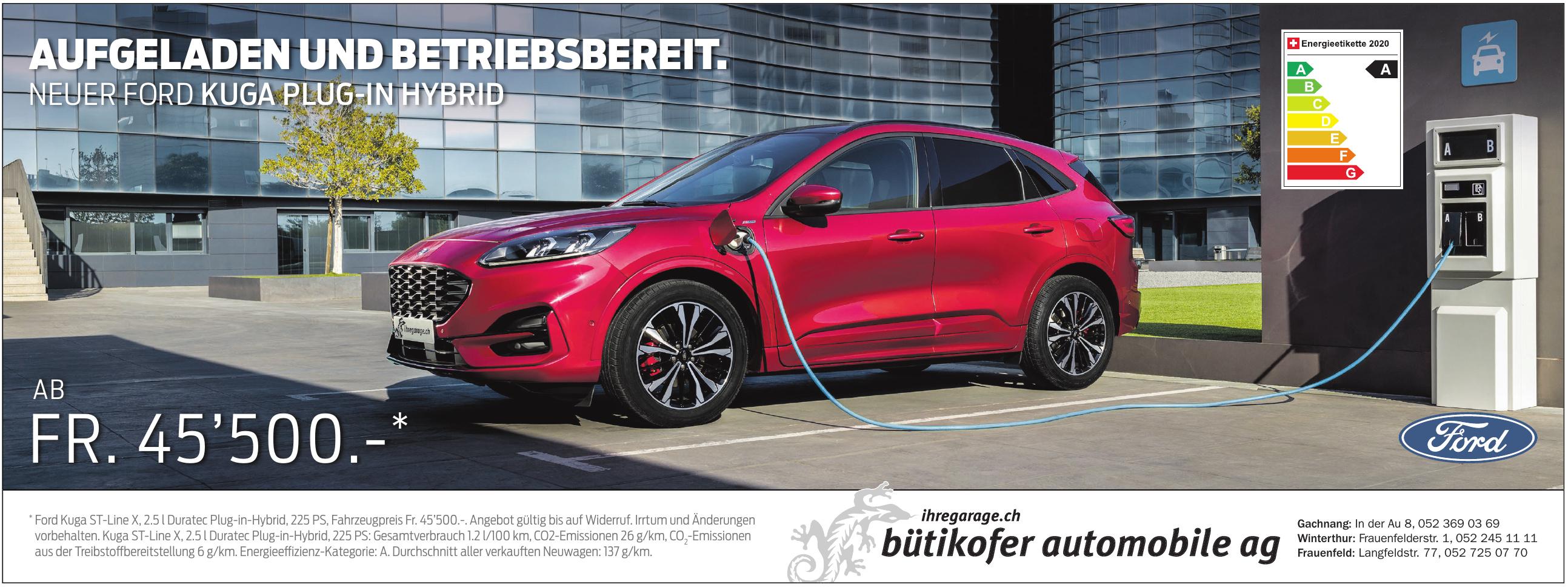 Bütikofer Automobile AG