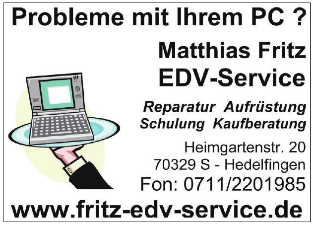Matthias Fritz EDV-Service