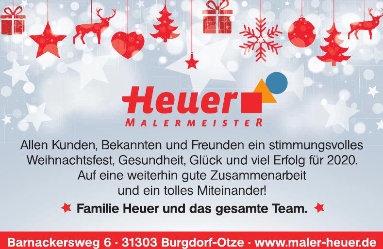 Heuer Malermeister