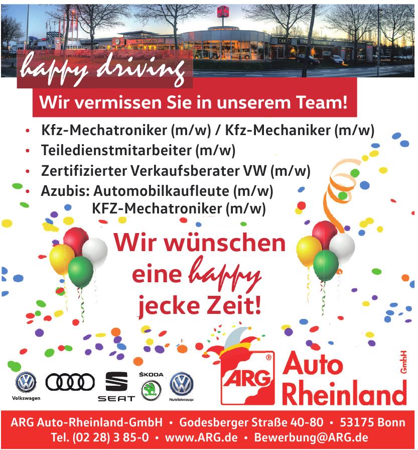 ARG Auto-Rheinland-GmbH