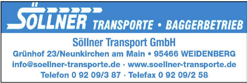 Söllner Transporte GmbH
