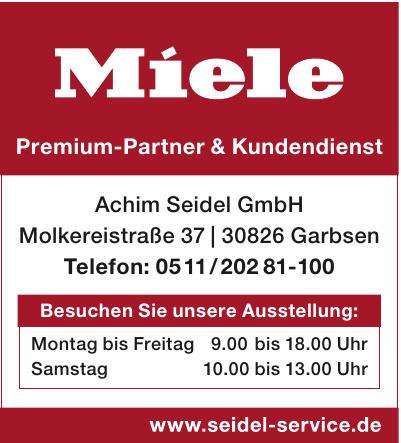 Achim Seidel GmbH