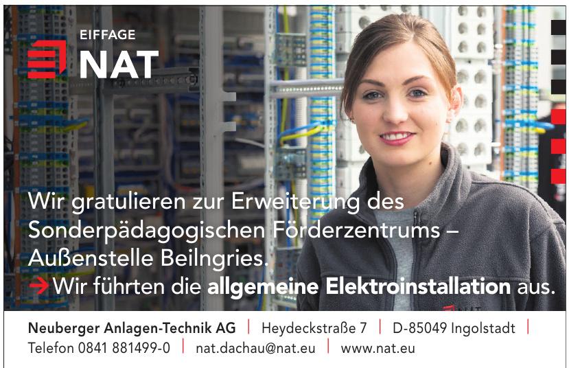 Neuberger Anlagen-Technik AG