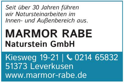 Marmor Rabe Naturstein GmbH