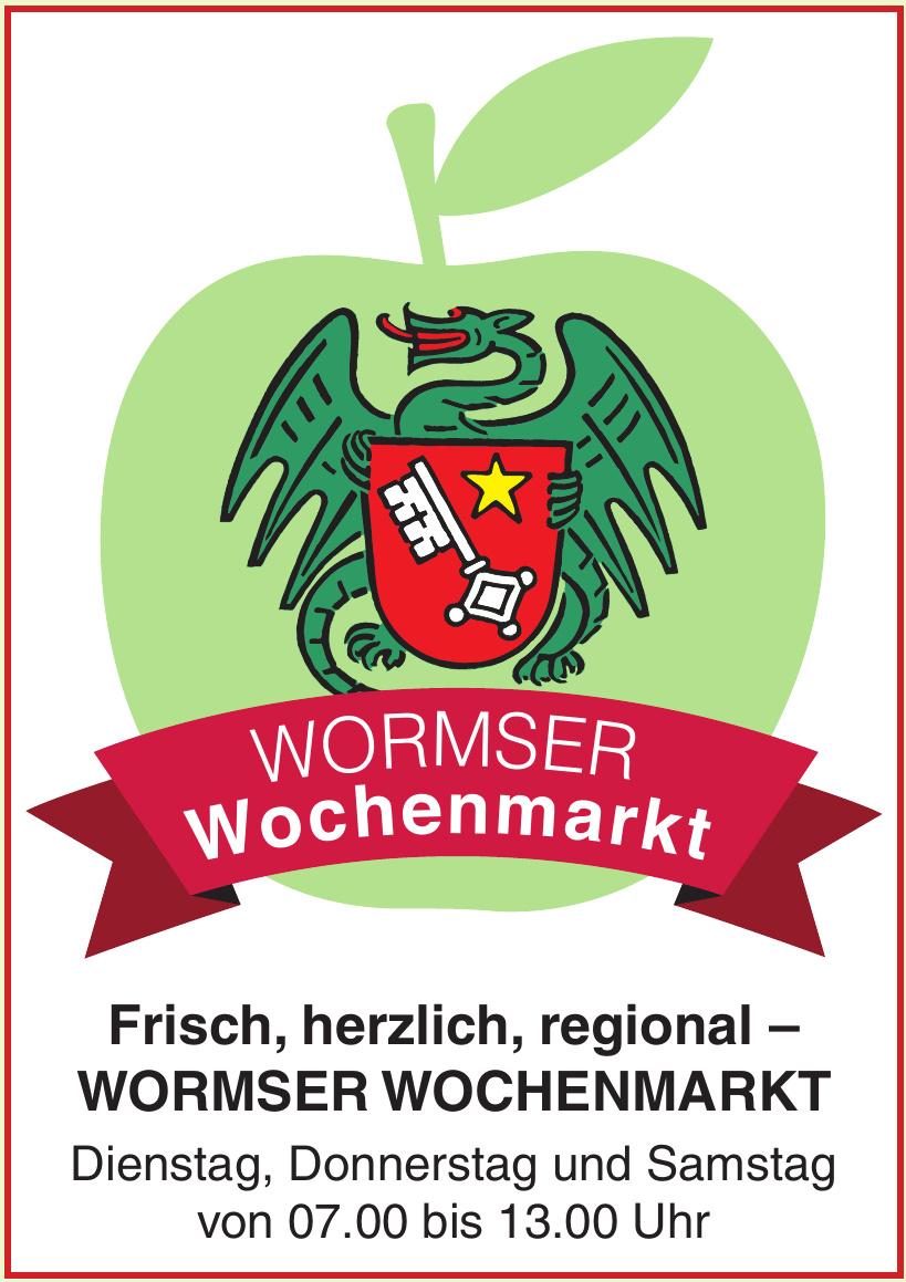 Wormser Wochenmarkt