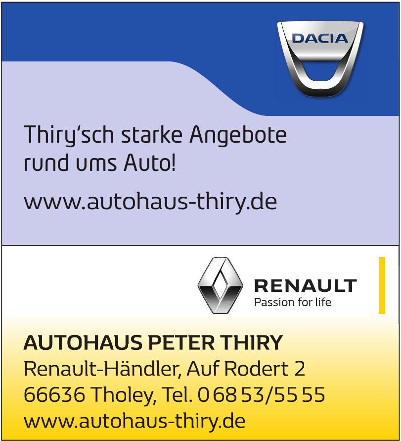 Autohaus Peter Thiry