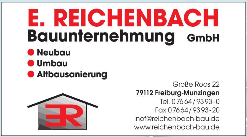 E. Reichenbach Bauunternehmung GmbH
