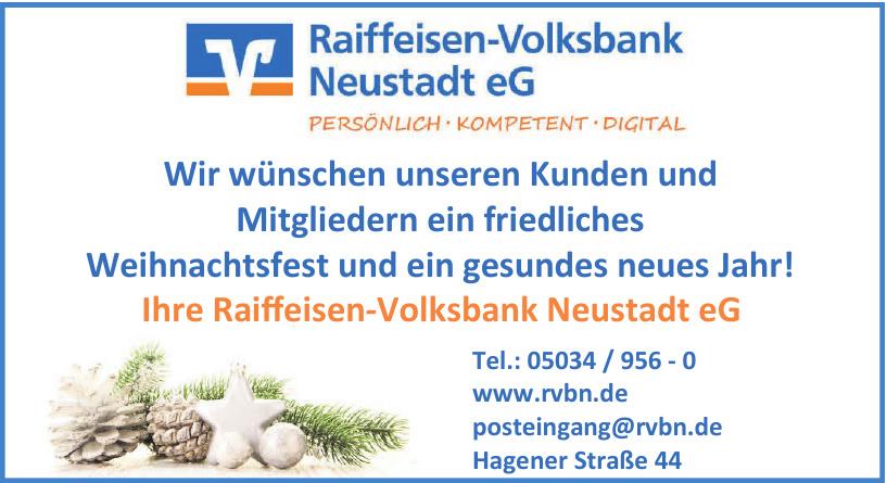 Raiffeisen-Volksbank Neustadt eG