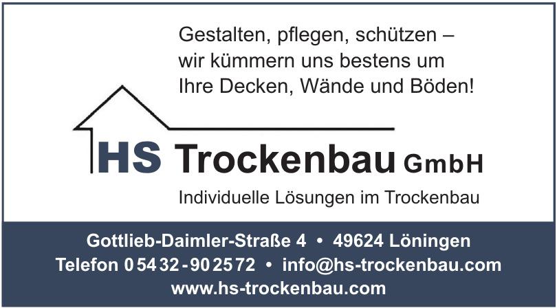 HS Trockenbau GmbH