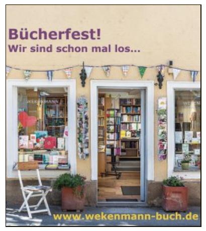 Wekenmann Buch