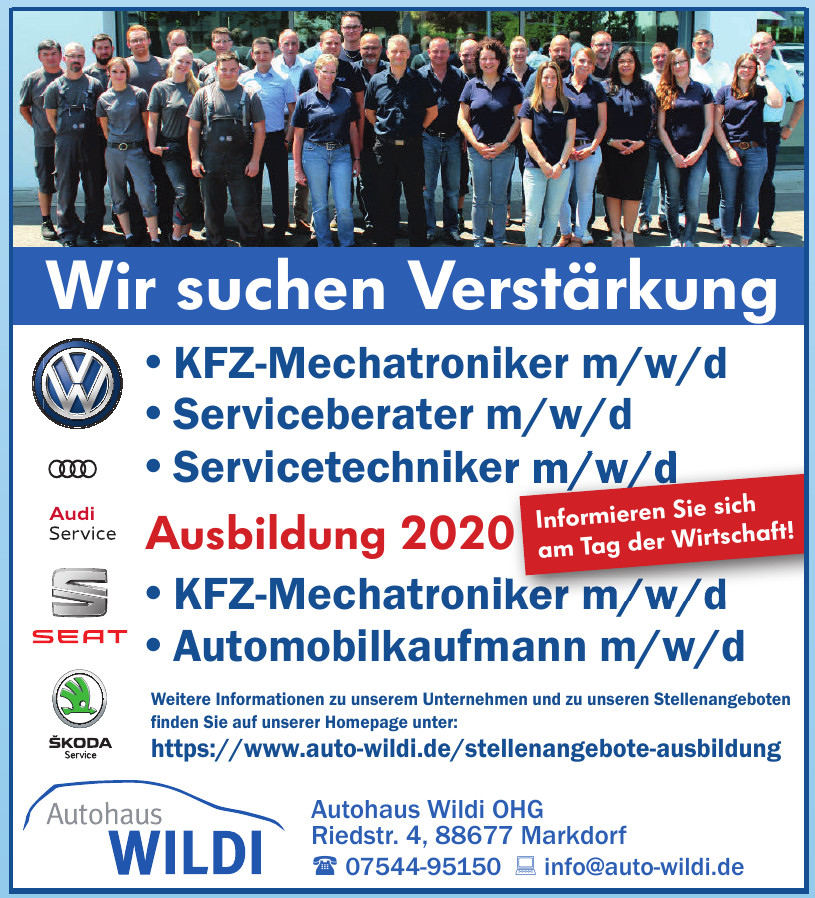 Autohaus Wildi OHG