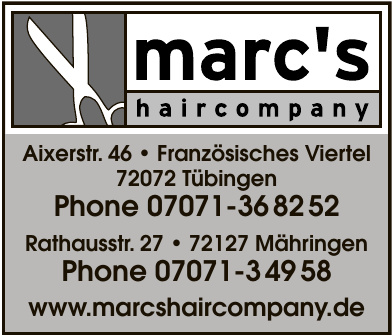 marc´s haircompany