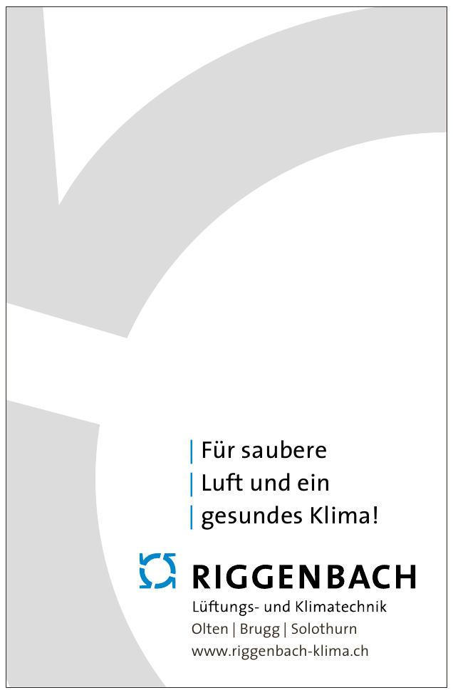 Riggenbach Klima