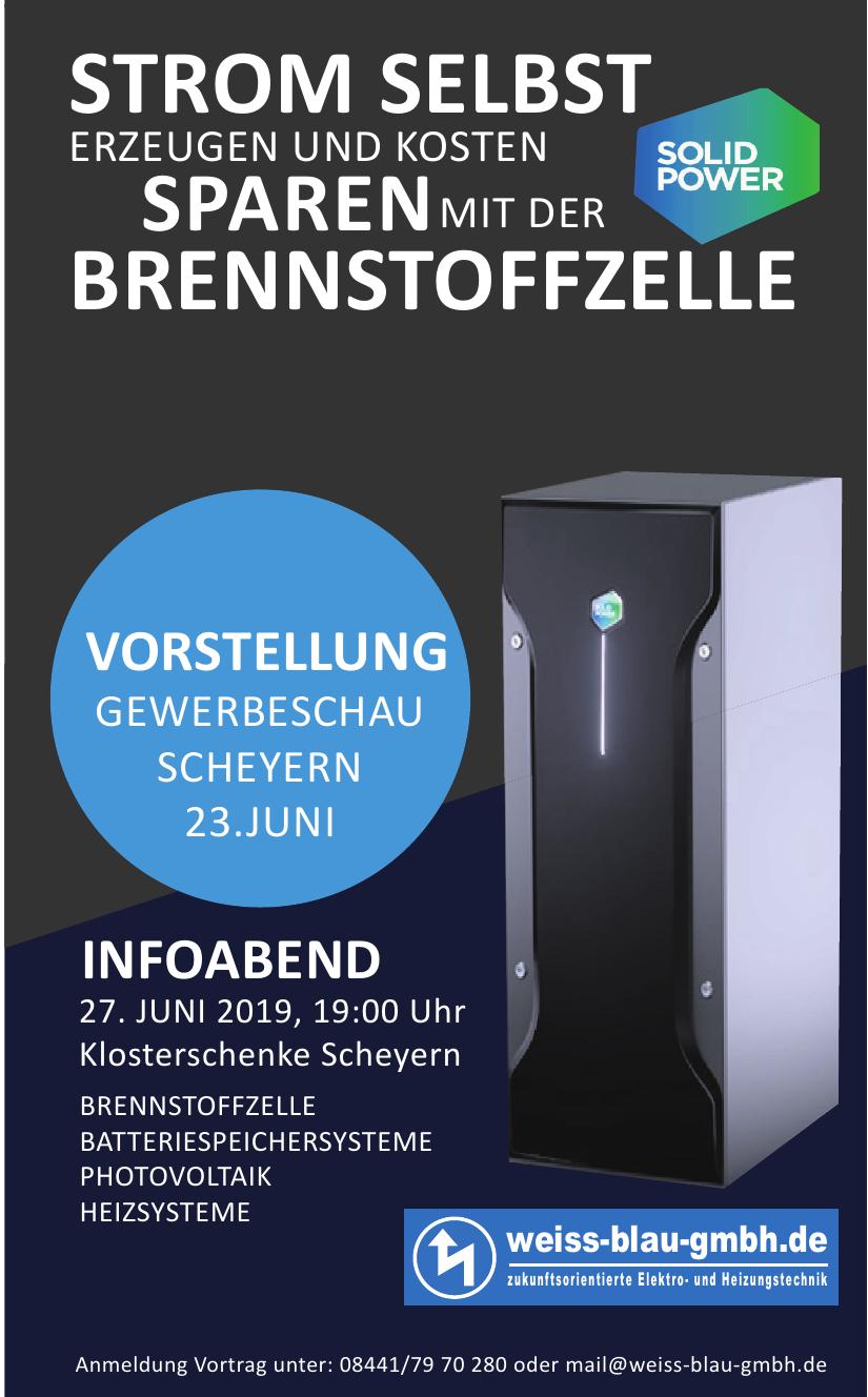Weiss Blau GmbH