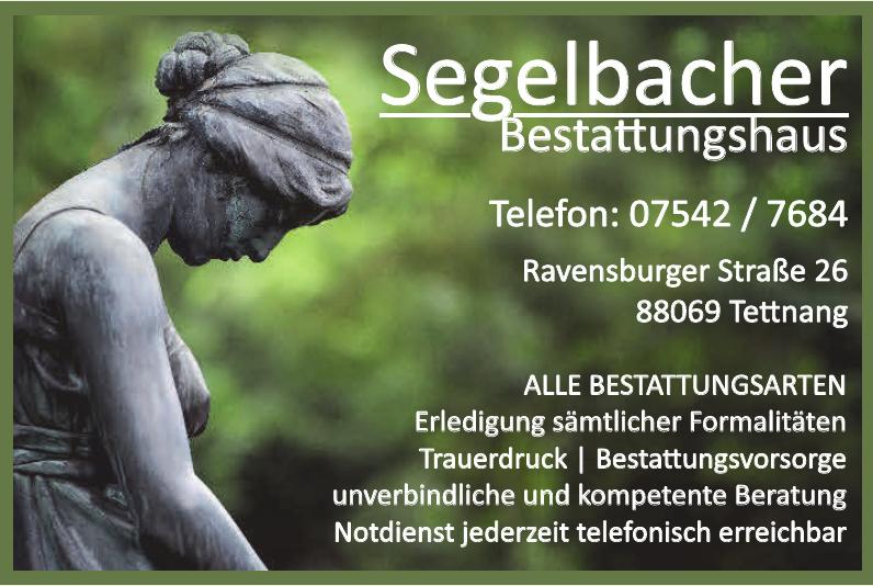 Segelbacher Bestattungshaus
