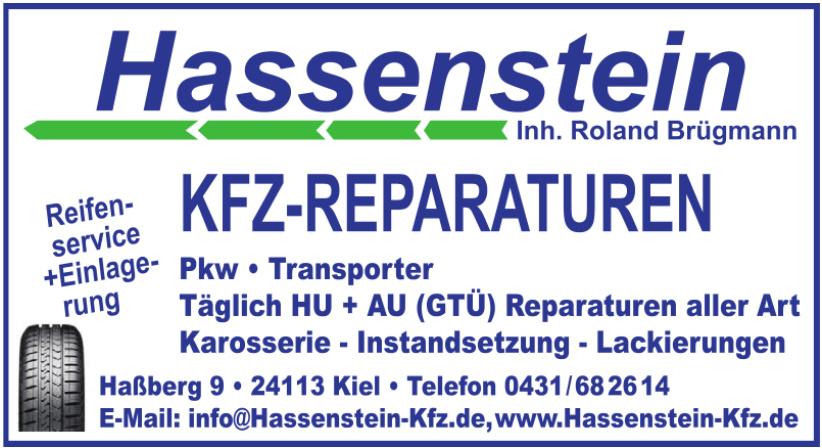 Hassenstein KFZ-Reparaturen