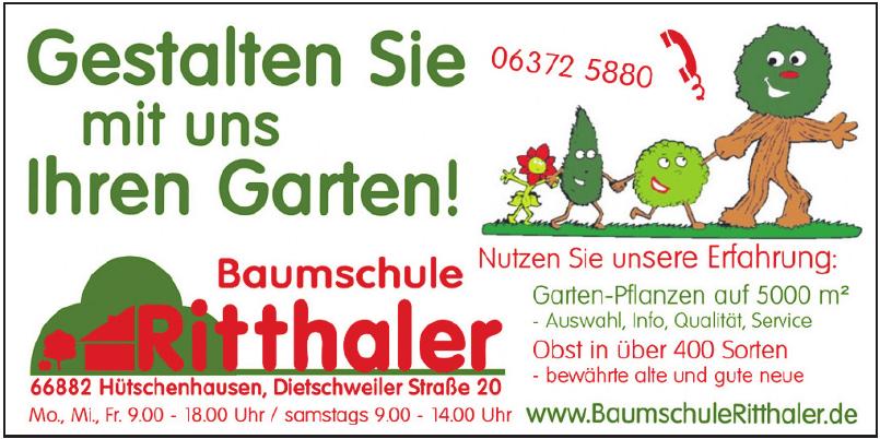 Baumschule Ritthaler