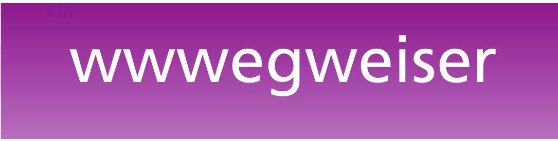 wwWegweiser Image 1