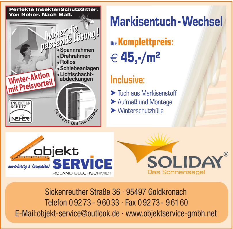 Objekt Service GmbH