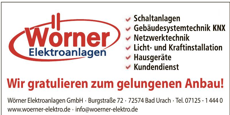 Wörner Elektroanlagen GmbH