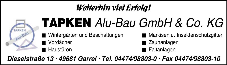 Tapken Alu-Bau GmbH & Co. KG