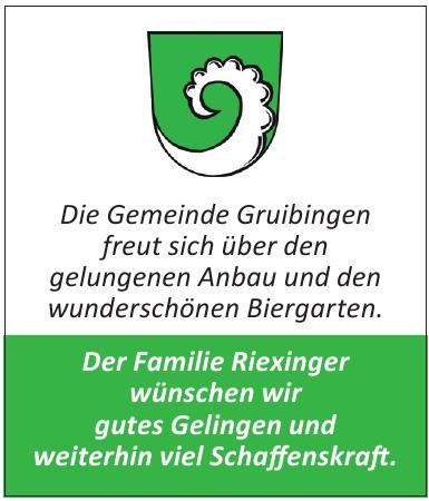 Die Gemeinde Gruibingen