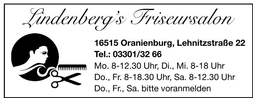 Lindenberg's Friseursalon