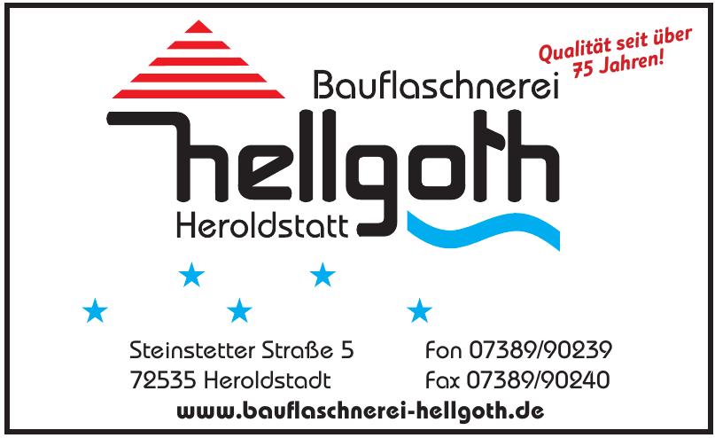 Bauflaschnerei Hellgoth
