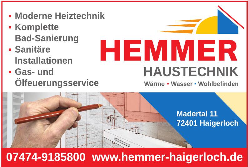 Hemmer Haustechnik