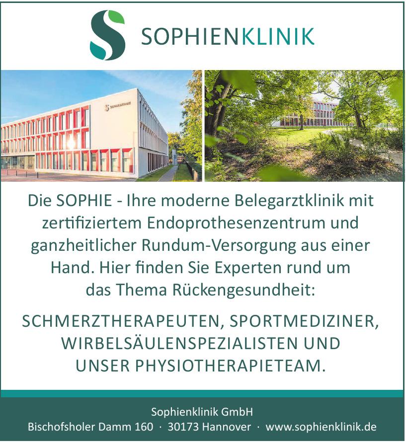 Sophienklinik GmbH