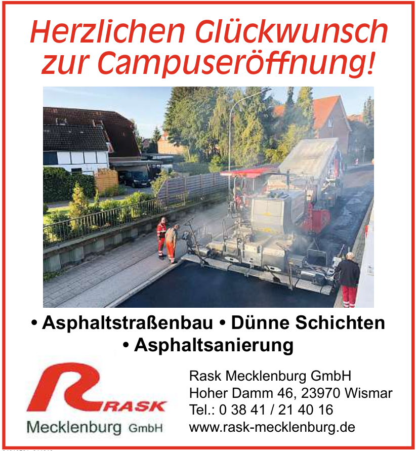 Rask Mecklenburg GmbH