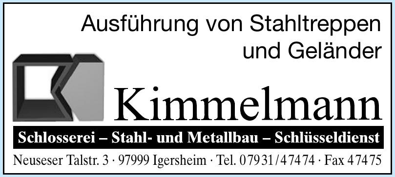 Kimmelmann