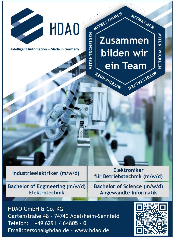 HDAO GmbH & Co. KG