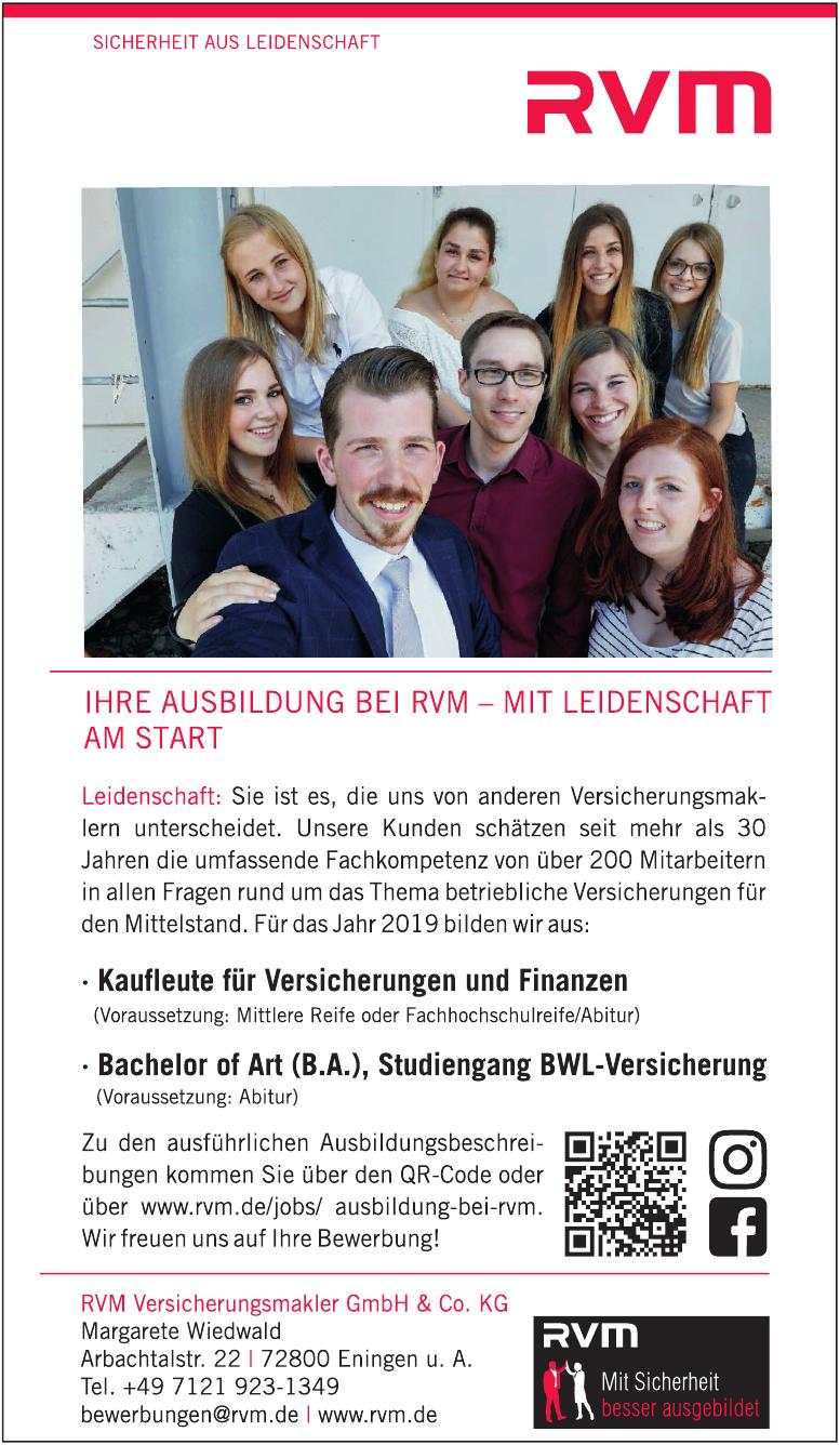 RVM Versicherungsmakler GmbH & Co. KG